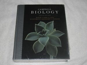 CAMPBELL BIOLOGY (9TH EDITION)  & ACCESS CODE - NEW
