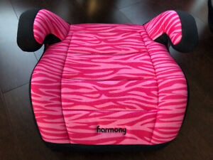 Harmony Youth Car Booster Seat - Pink
