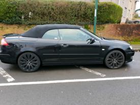 Saab convertible (petrol) spares or repair