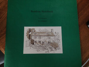 Broadway Sketchbook, Kay Kinsman
