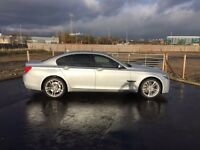 "BMW 7 SERIES 3.0 730d M SPORT 4 DOOR SALOON 2009 ""59"" REG 62,000 MILES FSH MEGA SPEC 12 MONTHS MOT"