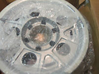 "Six Bolt Trailer Wheel. Spare rim 15"" Wheel. New in Box Only $45"