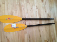 Kayak paddle for sale