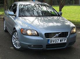 Volvo C70 2.5 T5 SE Cabriolet**SUPER RARE TURBO AUTO**FSH**STUNNING**1 OWNER**