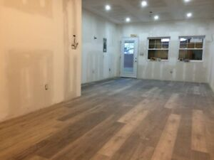 Hardwood and laminate flooring installation, all GTA