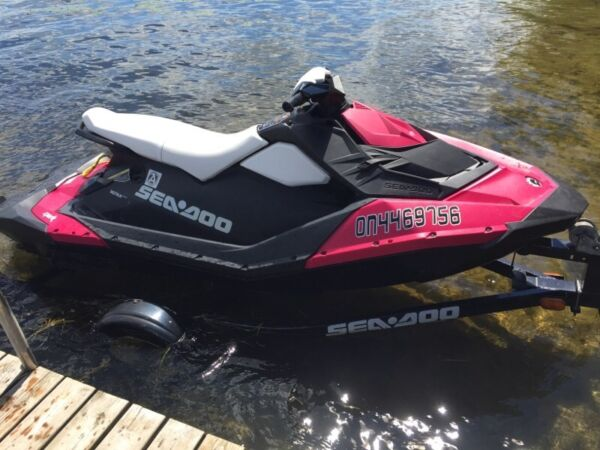 2014 Sea Doo/BRP Spark