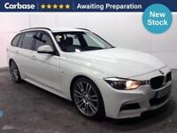 2013 BMW 3 SERIES 320d M Sport 5dr Step Auto Estate