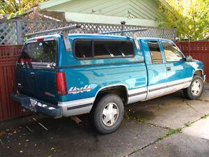 1996 GMC Sierra 1500 SL Pickup