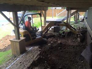 Excavating and Skidsteer Contractor  Belleville Belleville Area image 2