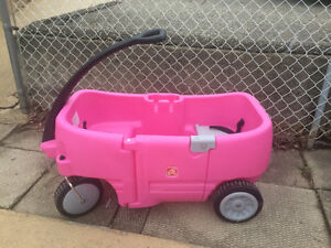 Pink wagon for sale