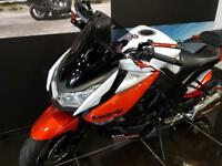 2010 KAWASAKI Z1000 ZR1000 DAF WOW! LIMITED EDITION