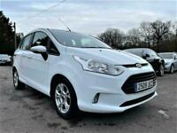 2015 Ford B-Max 1.0T EcoBoost Zetec 5dr LHD + LEFT HAND DRIVE + SPANISH REG 58K