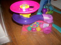 More toddler/baby toys and accessories