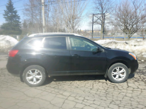 NISSAN ROGUE  2009 AWD  TOIT  OUVRANT