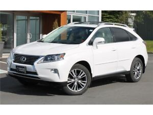 2013 Lexus RX 350 TOURING | AWD | HEATED/COOLED LEATHER | NAV