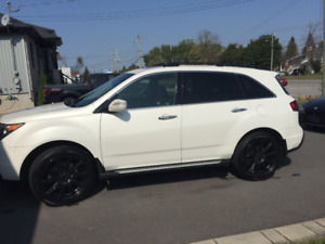 2010 Acura MDX SH Tech Pkg-Navigation-Camera-Jamais Accidenter