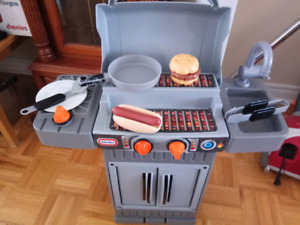 LITTLE TIKES COOK'N GROW BBQ GRILL