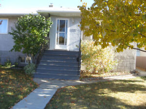 Westmount Area Main Floor Bungalow available before Sept 1