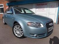 Audi A4 1.9TDI SE Saloon Blue Diesel Manual 115BHP 2007 (07)