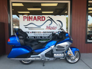 Moto honda goldwing gl1800 2012 2400km