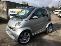 2004 Smart Fortwo 0.7 City BRABUS 3dr