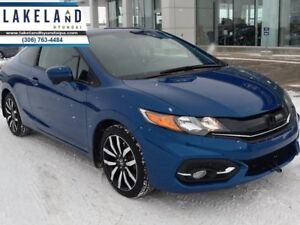 2015 Honda Civic Coupe EX-L w/ Navigation  - $117.24 B/W