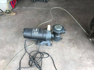 1 hp jacuzzi swimming  pool pump