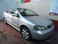 Vauxhall/Opel Astra 1.8i 16v CHEAP CONVERTIBLE BARGAIN TO GRAP