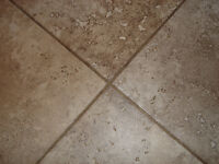 TILE & GROUT CLEANING & RESTORATION SERVICES