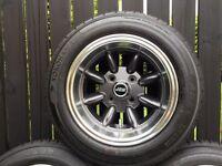 Alloy wheels ford Capri