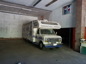 1988 citation supreme motorhome always garage stored.