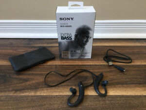 Sony Bluetooth Earbuds XBR-XB80BS