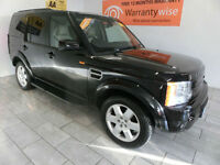 Land Rover Discovery 3 2.7TD V6 automatic HSE TV/DVD *BUY FOR ONLY £40 PER WEEK*