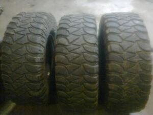 3 mickey thompson baja mtz 315/75/16