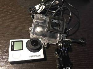 Excellent Cond. GoPro Hero 4 SILVER Edition Carlingford The Hills District Preview