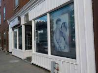 Salon de coiffure en opération depuis 1991