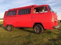 Volkswagen T2 Late Bay Devon Camper