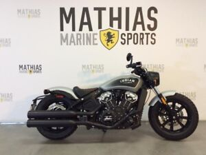 2018 Indian SCOUT BOBBER / 44$/sem