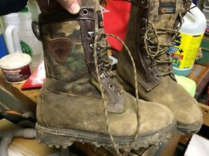 Thinsulate camo boots... $20