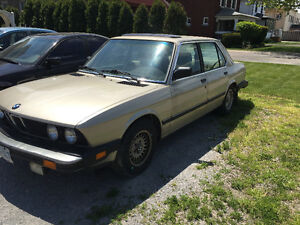 1988 BMW 5-Series 528e Other