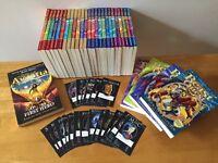 31 Beast Quest books