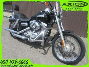 2009 Harley-Davidson DYNA SUPERGLIDE FXDC 46,14$/SEMAINE