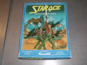 Star Ace RPG by Pacesetter Games