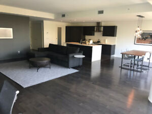 Wesbrook mall large bedroom private bath and walk in closet