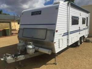 2009 Evernew E- Series Caravan 21ft, Twin Lounges, 800Kg Payload Ardrossan Yorke Peninsula Preview
