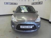 2011 Citroen C3 1.6 VTi 16v Exclusive 5dr