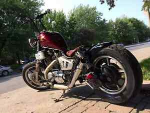 Honda Shadow Bobber