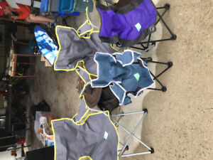 Fire/camping chairs