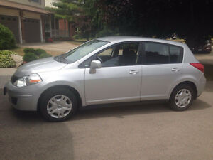 LOW KMS - 2011 Nissan Versa 1.8 S Sedan - with Snow Tires