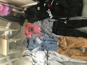 Brand name boys clothes size 10-12